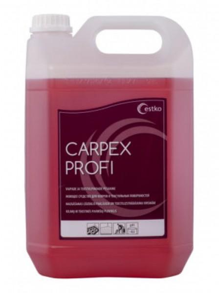 Carpex Profi 5L - tekstila virsmu tīrīšanas līdzeklis