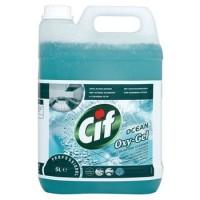 CIF PF OXY GEL 5 L - universāls tīrīšanas līdzeklis