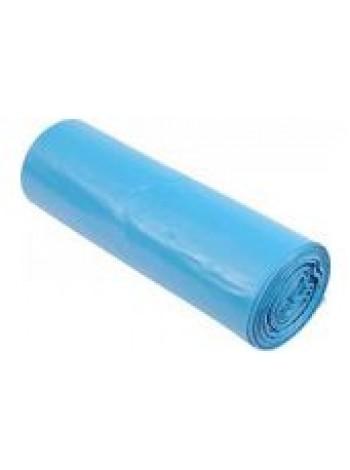 Atkritumu maisi 100L, zils, vidēji biezs