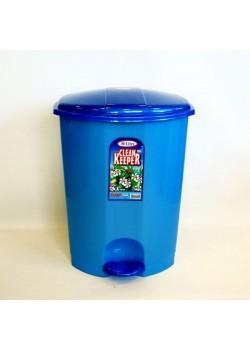 Atkritumu tvertne ar pedāli  CLEAN KEEPER 30 L