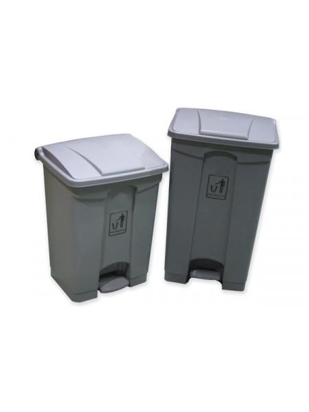 Atkritumu tvertne 85 L ar pedāli SP