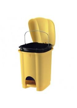 Carolina 6 l / 16 l / 30 l / 50 l atkritumu tvertne ar pedāli