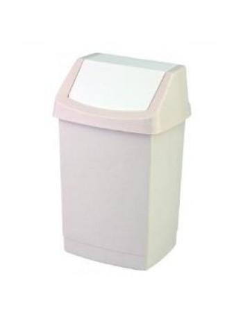 Atkritumu kaste 9l / 15l CLICK-IT bēša