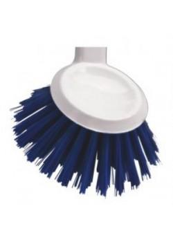 Profesionāla birste trauku mazgāšanai HAUG - ar baltiem/sarkaniem/ziliem/dzelteniem/zaļiem sariem
