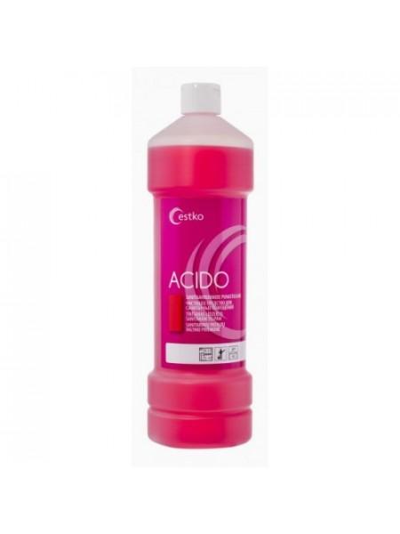 Acido 1L/5L - Sanitāro telpu tīrīšanas līdzeklis