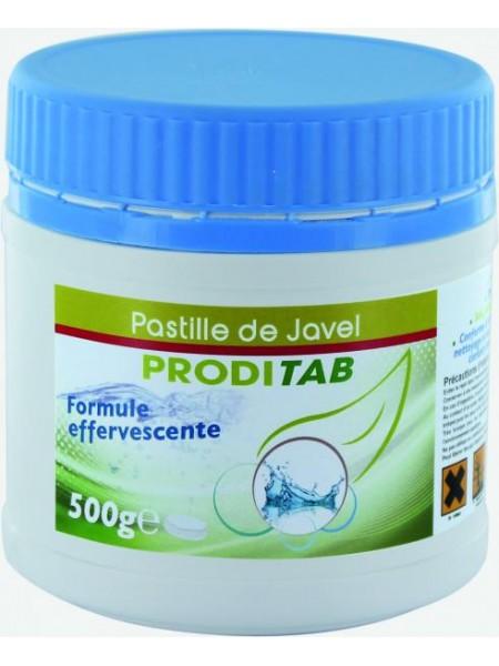 Hlora tabletes 500g, FR