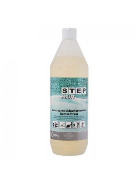Step Fruit 1 L / 5 L - universāls mazgāšanas līdzeklis