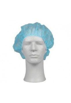 Cepure Bouffant ABENA Zaļa/zila/Balta 100gb