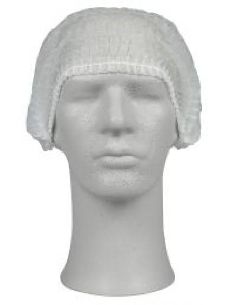Cepure Clip, gofrēta ABENA Balta/Zila 200gb