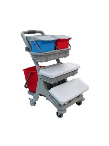 MOP ratiņi mini ProClean JT215