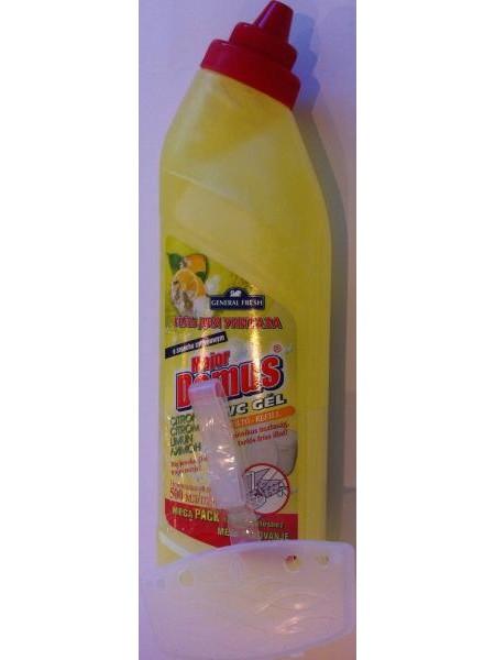 General Fresh Lemon - WC bloks 500 ml ar groziņu