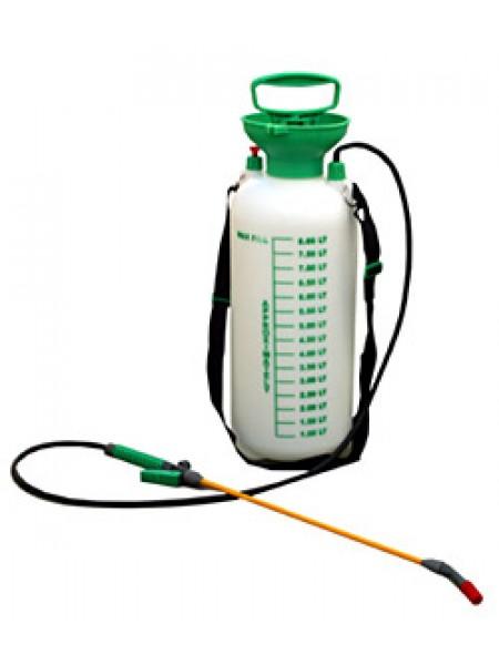Smidzinātājs ar spiedienu 8L