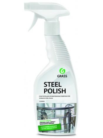 Steel Polish - tīrīšanas līdzeklis nerūsējošā tērauda virsmām