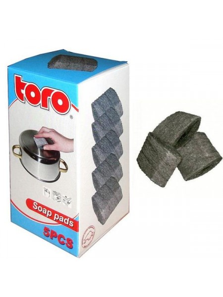 Katliņu beržamais ar ziepēm TORO 5gab - mazais.