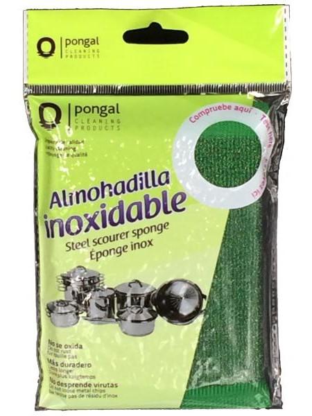 Abrazīvs Almohadilla 1gab, nerūsējošā tērauda tīrīšanai, SP