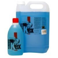 Kex Wc Gel - 480ml / 5 L - rūsas un sāļu tīrīsanas želeja