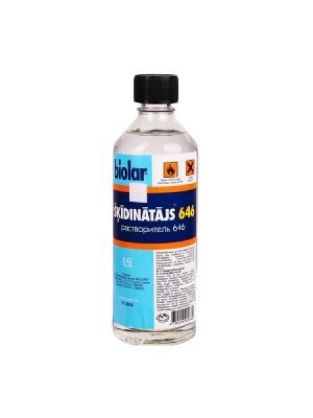 Šķīdinātājs 646 1L/5L/10L (BIOLAR)