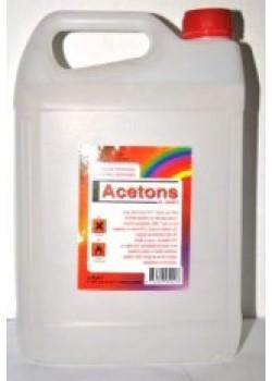 Acetons 0,5l/1L/5L