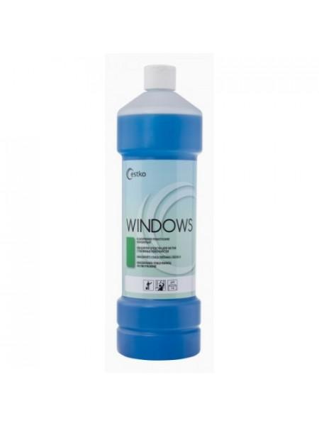 Windows 1 L - ļoti koncentrēts logu mazgāšanas līdzeklis