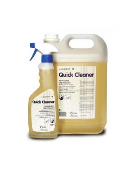Expert 8 Quick Cleaner - 0.5 L ar smidzinātāju / 5 L - vispārējs tīrīšanas līdzeklis