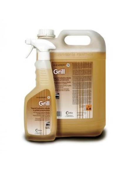 Expert 9 Grill - stiprs tīrīšanas līdzeklis grilliem un cepeškrāsnīm