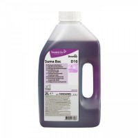 Suma Bac D10 - virsmu mazgāšanas un dezinfekcijas līdzeklis